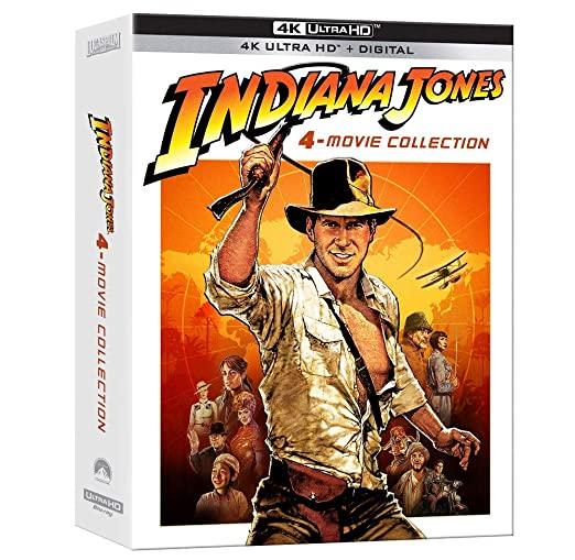 indiana jones 4 movie collection