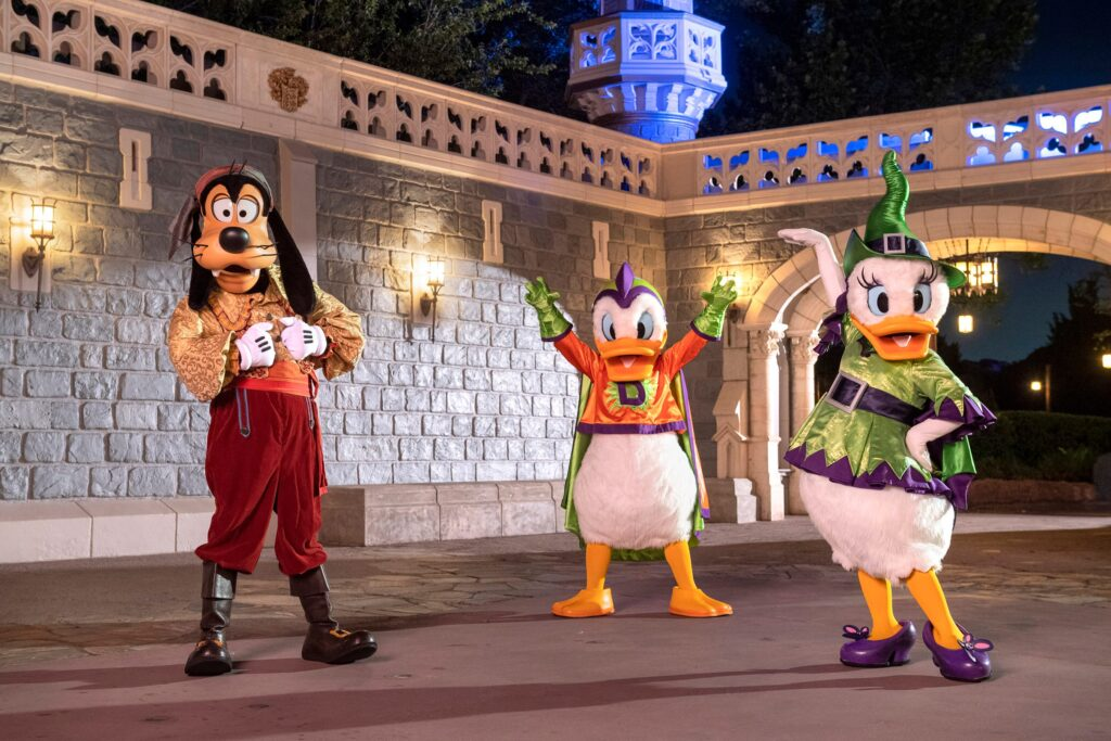 'Disney After Hours Boo Bash' Brings Halloween Fun to Magic Kingdom Park Select Nights this Fall | the Disney Driven Life