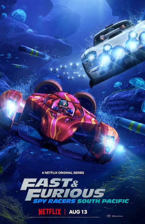 spy racers netflix