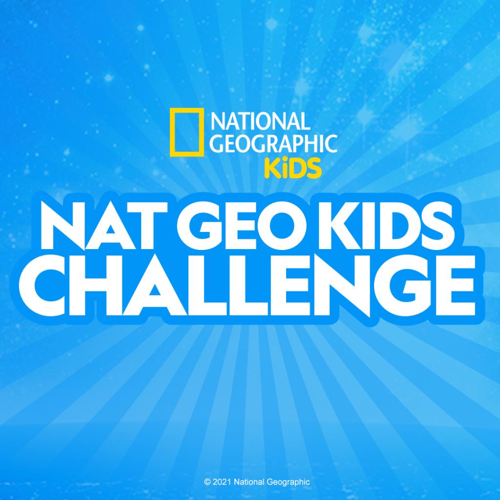 nat geo kids challenge logo