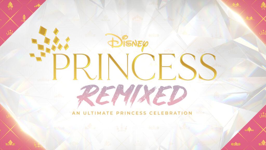 disney princess remix