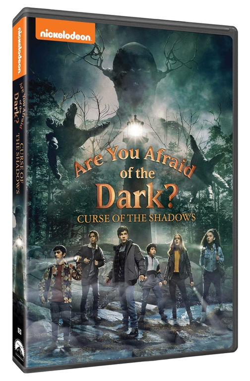 are you afraid of the dark curse of the shadows